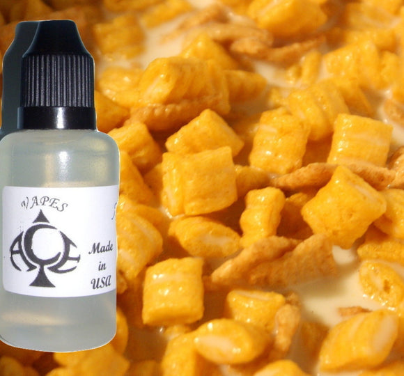Capt Crunch Type E-Liquid Vape Fluid 10 ml. Bottle - 50/50 Vg/Pg - 100 Bottles Wholesale