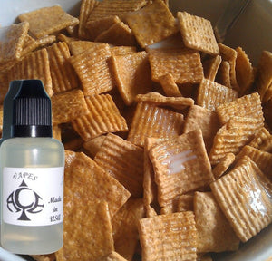 Graham Cracker & Honey E-Liquid Vape Fluid 10 ml. Bottle - 50/50 Vg/Pg - 100 Bottles Wholesale