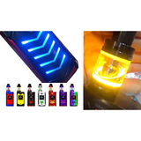 SMOK Veneno Kit - 225W w/Big Baby Light Edition Tank - Purple/Red
