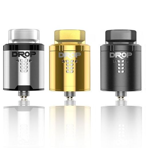 DIGIFLAVOR DROP 24MM RDA BY THE VAPOR CHRONICLES