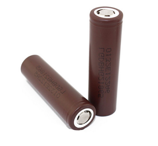 LG HG2 18650 3000mAh 20A Battery (pack of 2)