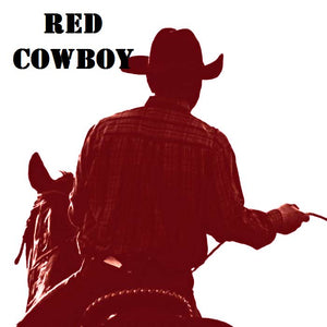 * COWBOY TOBACCO (RED) * E-Liquid Vape Fluid Juice - Choose your Nicotine Level, PG/VG mix & bottle size