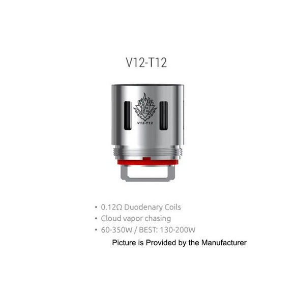 SMOK V12-T12 .12ohm Cloud Beast King Coils