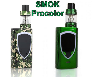 SMOK PROCOLOR 225W TC - w/Big Baby Beast Tank - FULL KIT (The Alien Replacement)