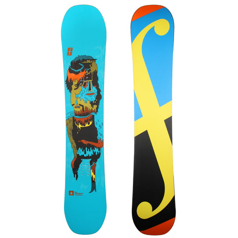 Forum Young Blood Double Dog Snowboard | 148 | USED