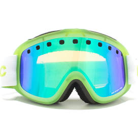 POC Iris Stripes Goggle | Green