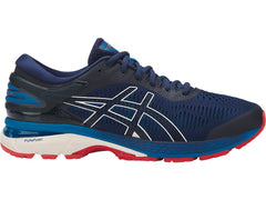Asics Men's GEL-Kayano 25 in Indigo Blue/White