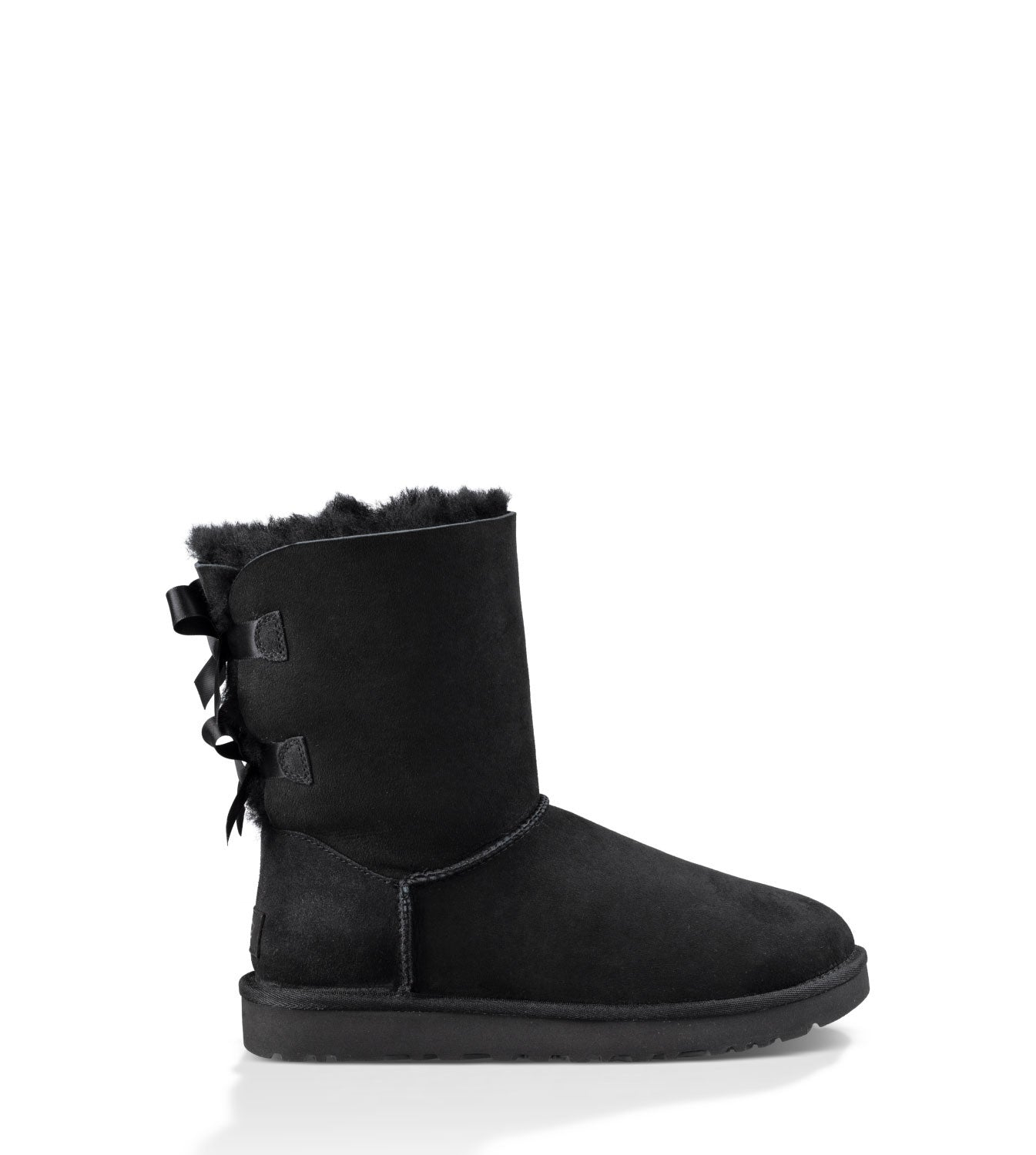 UGG Australia Women's Bailey Bow II in Black