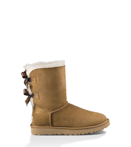 UGG Australia Women's Bailey Bow II in Chestnut