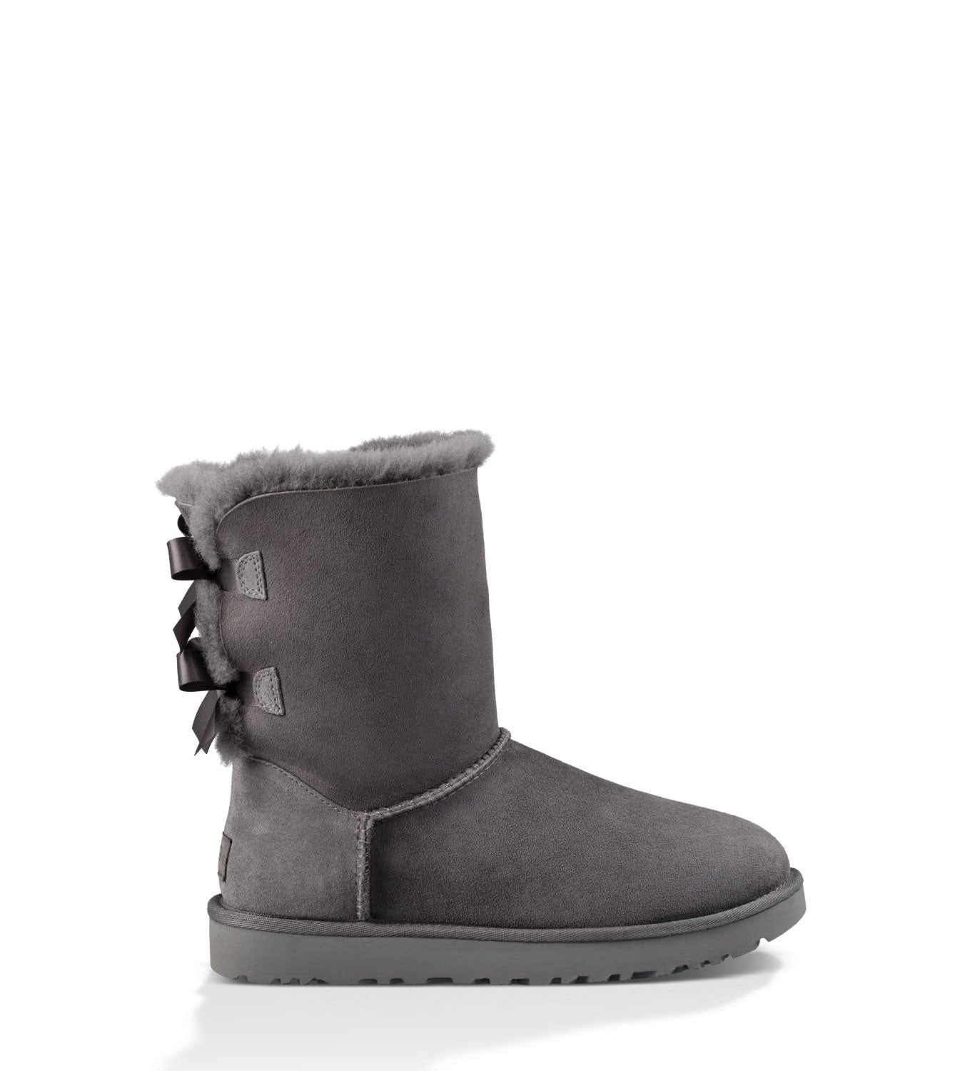 UGG Australia Women's Bailey Bow II in Grey