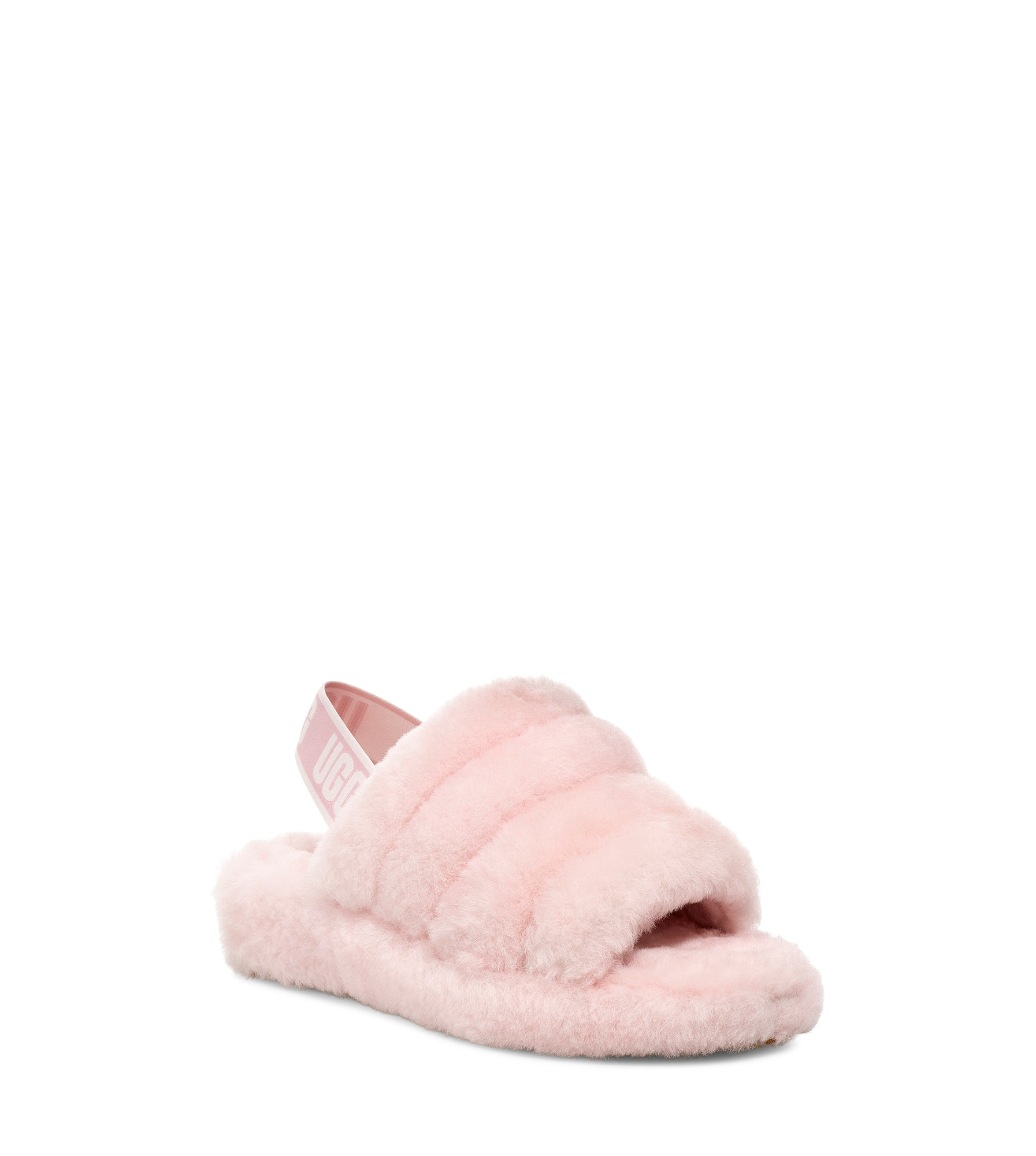 bc98aa6f0e9e UGG Women s Fluff Yeah Slide in Seashell Pink – Welcome to ...
