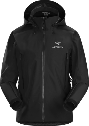Arc'teryx Men's Beta AR Jacket in Black