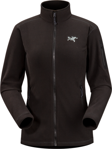 Arc'teryx Men's Delta LT Jacket in Black