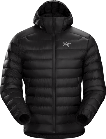 Arc'teryx Men's Cerium LT Hoody in Black