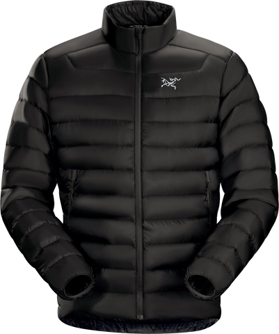 Arc'teryx Men's Cerium LT Jacket in Black