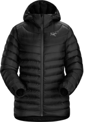 Arc'teryx Women's Cerium LT Hoody in Black