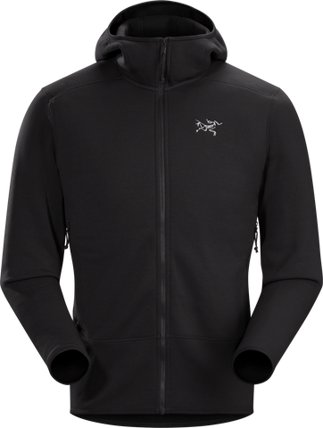 Arc'teryx Men's Kyanite Hoody in Black