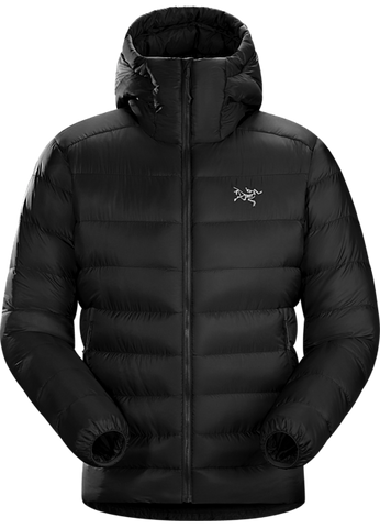 Arc'teryx Men's Cerium SV Hoody in Black
