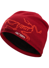 Arc'teryx Bird Head Toque in Red Beach/Flare
