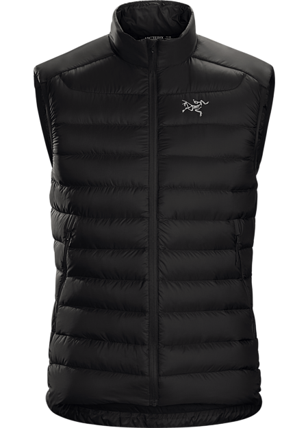 Arc'teryx Men's Cerium LT Vest in Black
