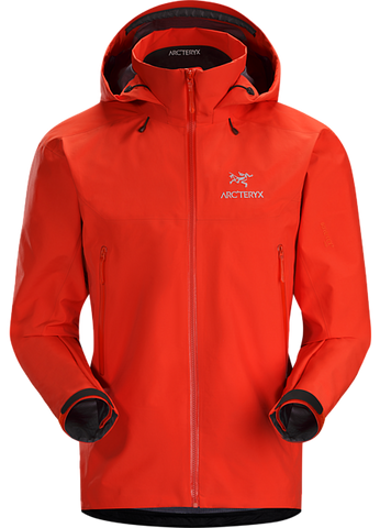 Arc'teryx Men's Beta AR Jacket in Ember