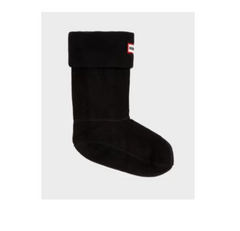 Hunter Short Boot Sock in Black