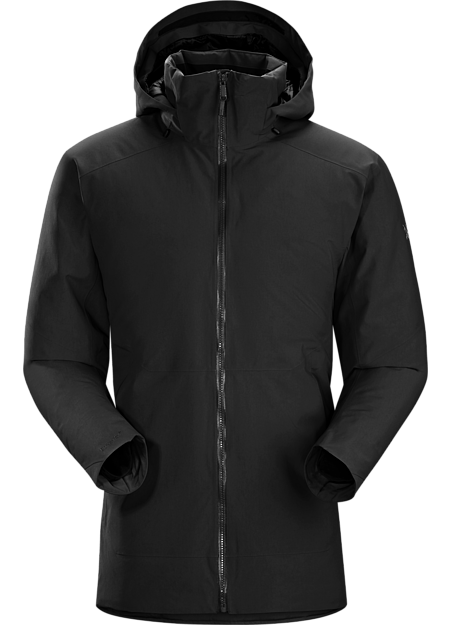 Arc'teryx Men's Camosun Parka in Black