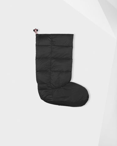 Hunter Original Down Short Boot Sock in Black