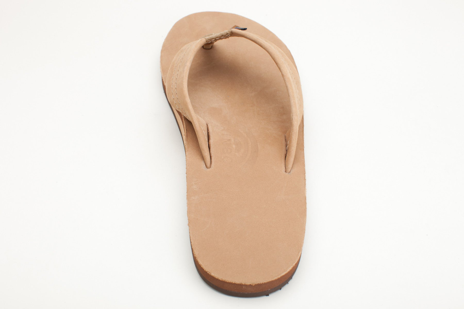 12a0e192b072 Rainbow Sandals Women s Sierra Brown Premier Leather Single Layer with Arch  Support and a Wide Strap