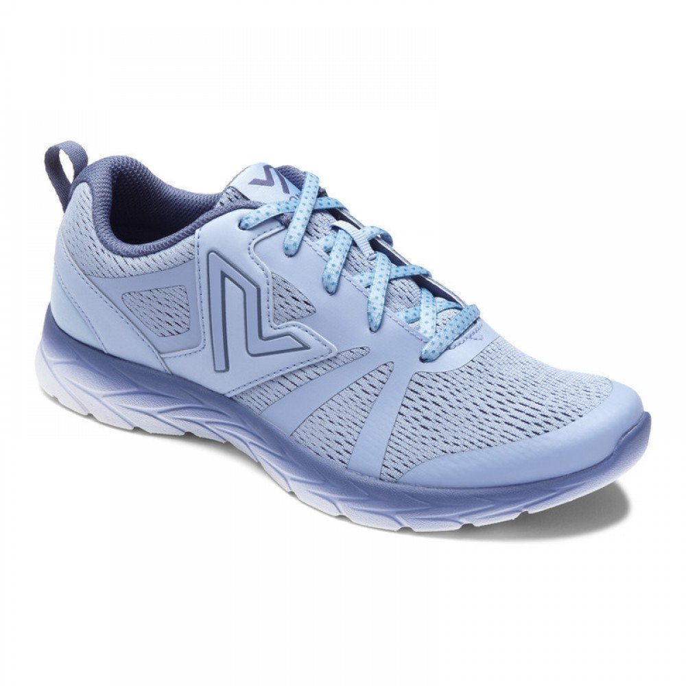 Vionic Women's Brisk Miles Lace Up in Light Blue