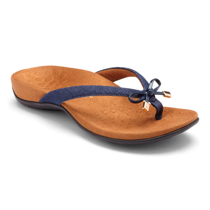Vionic Women's Rest Bella II Toepost in Denim