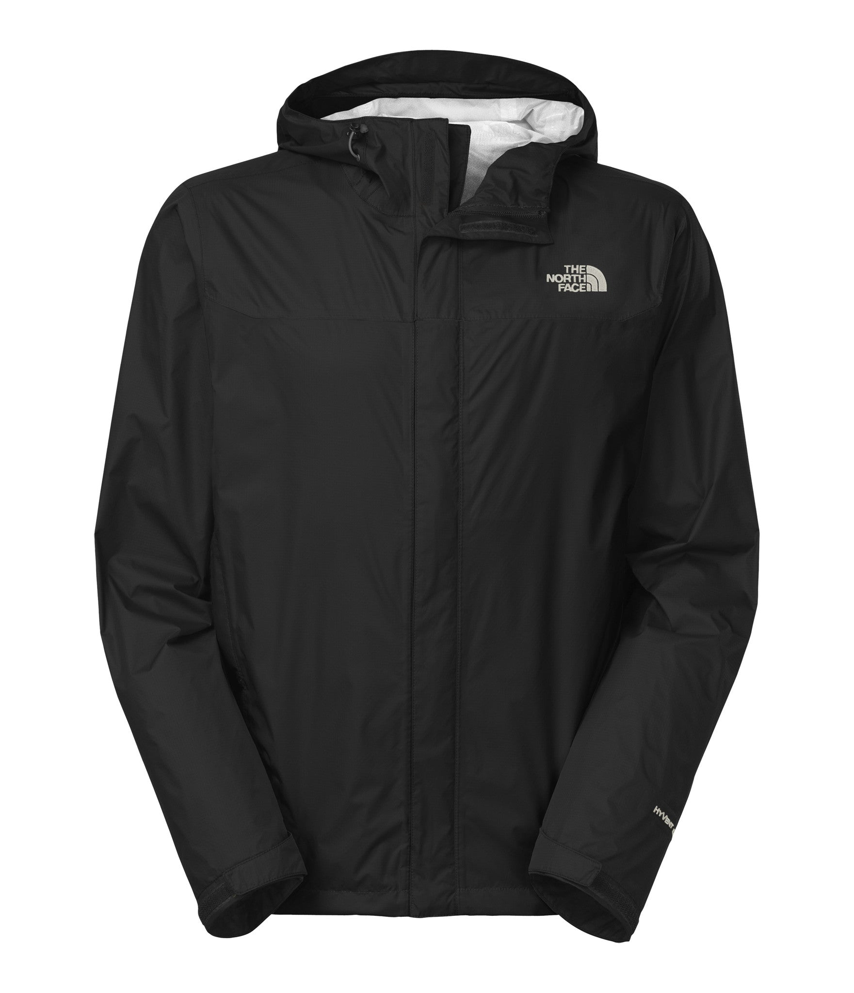The North Face Men's Venture Jacket in TNF Black/TNF Black