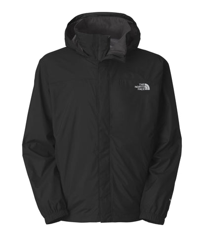 The North Face Men's Resolve Jacket in TNF Black