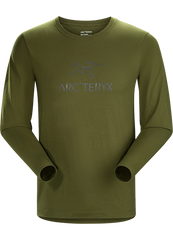 Arc'teryx Men's Arc'Word LS T-Shirt in Bushwack