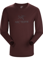 Arc'teryx Men's Arc'Word LS T-Shirt in Flux