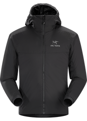 Arc'teryx Men's Atom AR Hoody in Black
