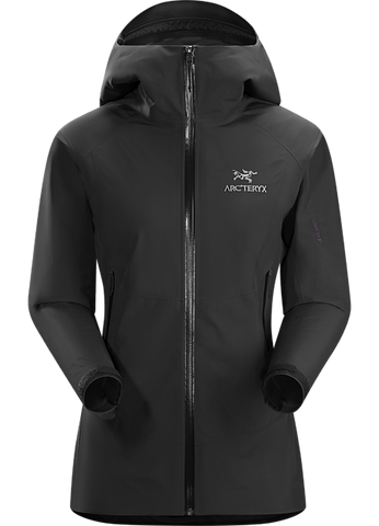 Arc'teryx Women's Beta SL Jacket in Black/Black
