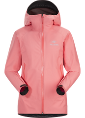 Arc'teryx Women's Beta SL Jacket in Lamium Pink