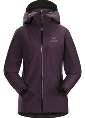 Arc'teryx Women's Beta SL Jacket in Purple Reign