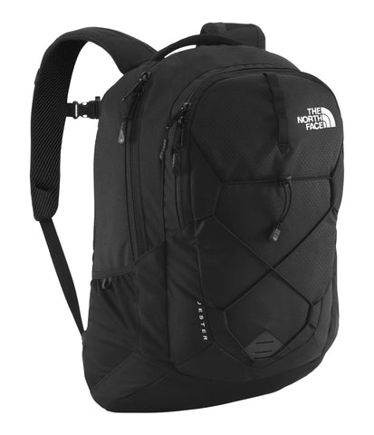 The North Face Jester Men's/Unisex Backpack in TNF Black