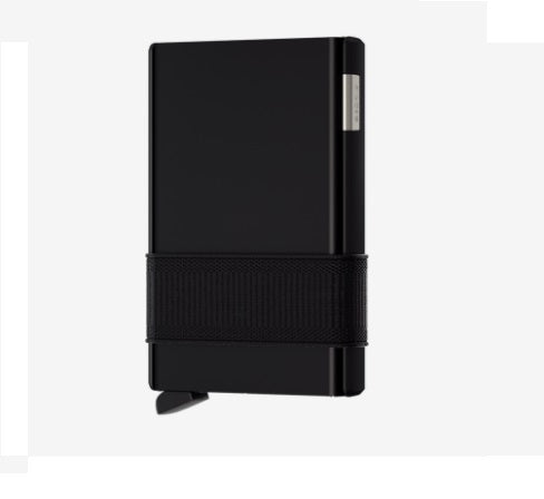 Secrid Cardslider in Black/Black