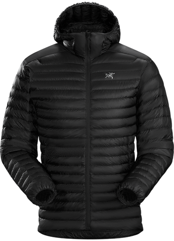 Arc'teryx Men's Cerium SL Hoody in Black