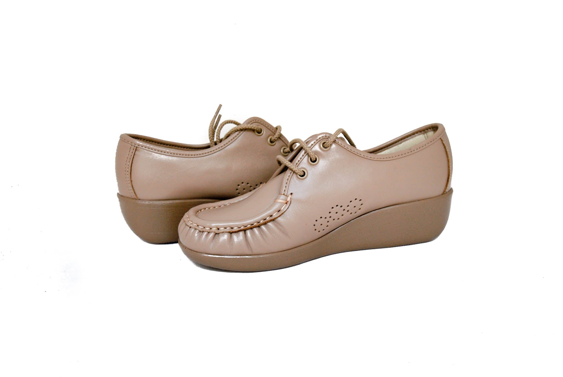SAS Women's Bounce in Mocha Wide