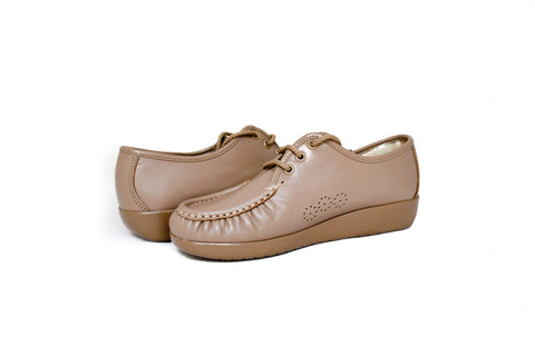 SAS Women's Siesta in Mocha Wide