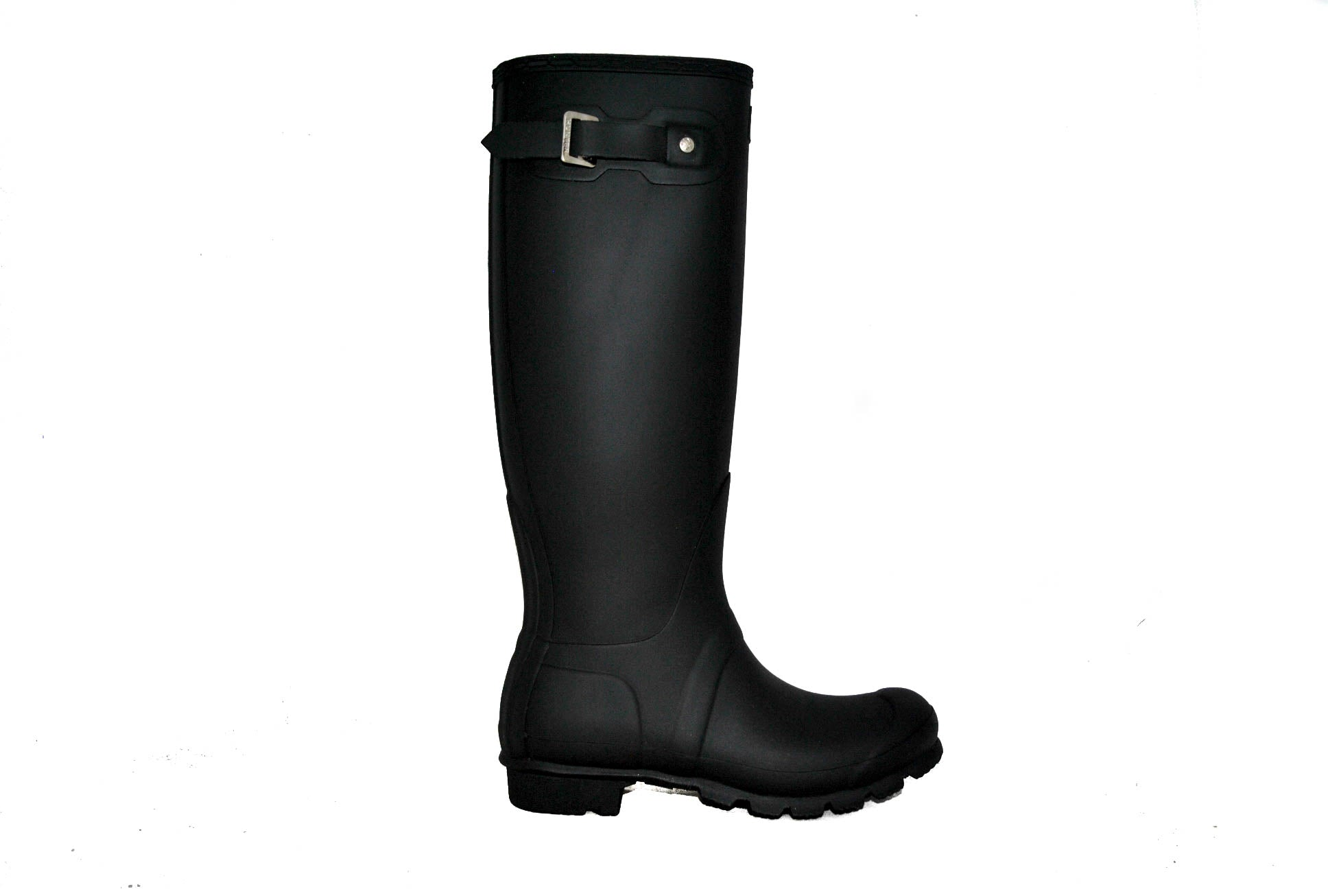 Hunter Women's Original Tall Rain Boot in Black