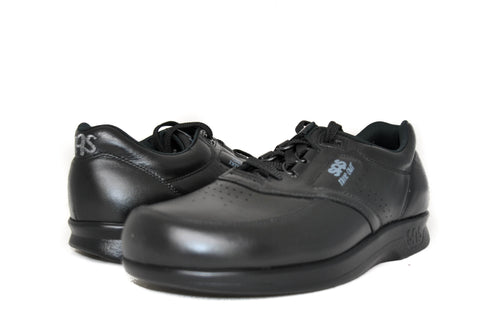 SAS Men's Time Out in Black Wide