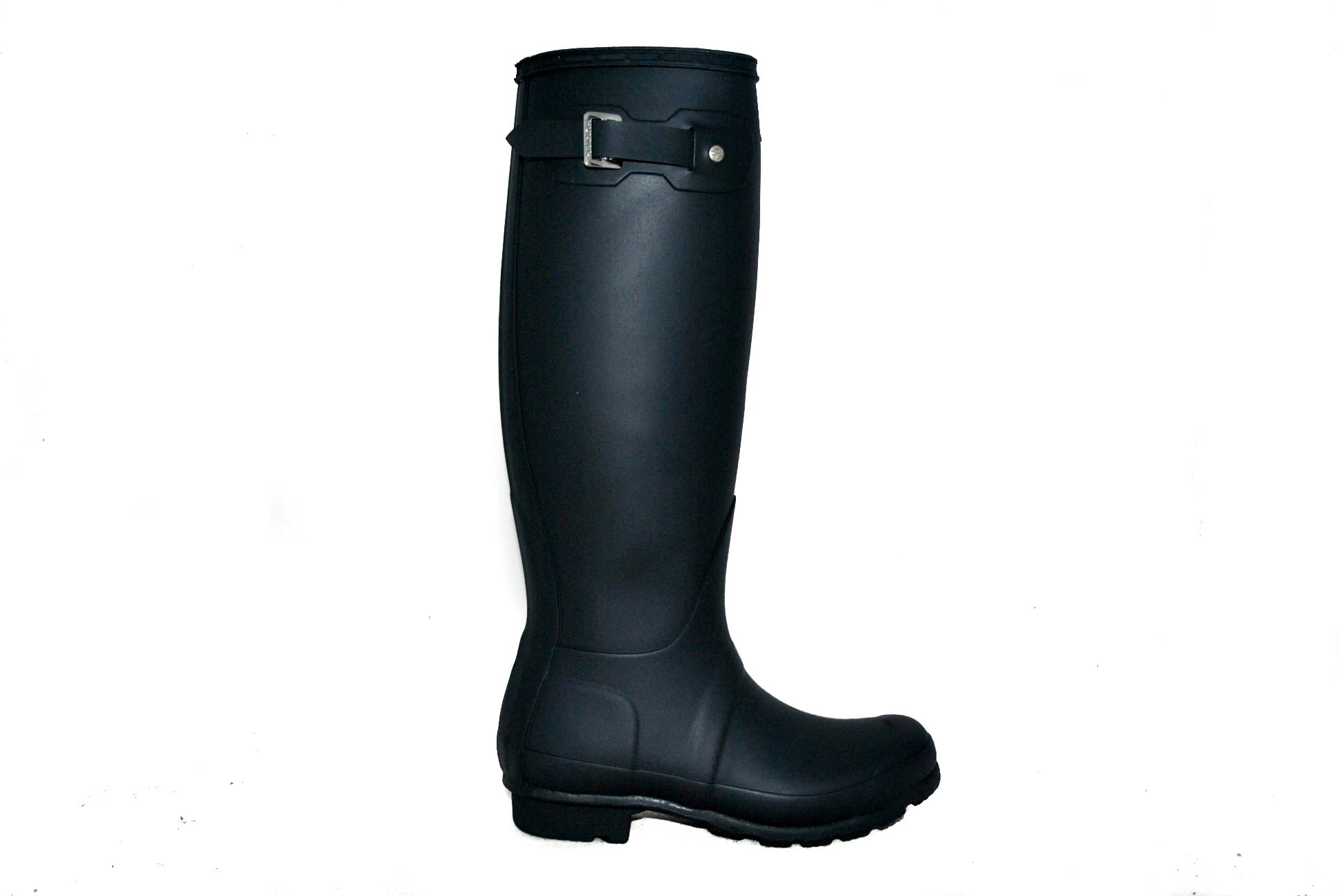 Hunter Women's Original Tall Rain Boot in Navy
