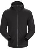 Arc'teryx Men's Delta LT Hoody in Black