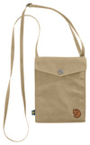Fjallraven Pocket Shoulder Bag in Sand