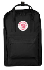 "Fjallraven Kankan Laptop 15"" Backpack in Black"